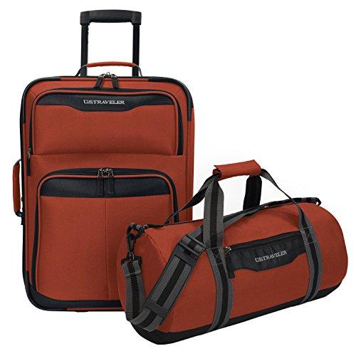 travelers-choice-us-traveler-hillstar-2-piece-casual-luggage-set-salmon-one-size