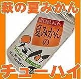 日本果実工業 山口県萩産夏みかんチューハイ350mlx24