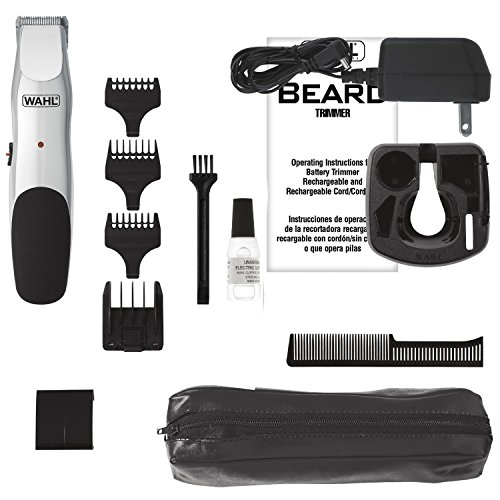 the wahl groomsman beard and mustache trimmer offers. Black Bedroom Furniture Sets. Home Design Ideas