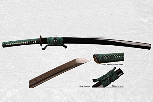 Special Offer Delicate Home Metal Decoration Japanese Vintage Samurai Sword Katana High Carbon Steel Blade Practical Sharp Knife