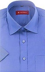 HASTINGS Men's Formal Shirt (V114_40, Blue, 40)