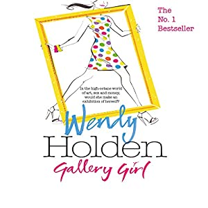 Gallery Girl Audiobook
