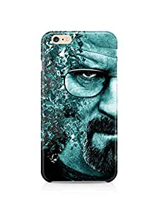 Flauntinstyle breaking bad Hard Back Case Cover For Apple iPhone 6 6s