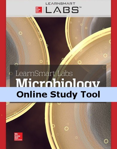 Learnsmart Labs Online Adaptive Learning Resource For Microbiology [Instant Access]