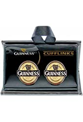 Guinness Label Cuff Links