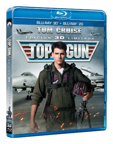 Top Gun (BD 2D + 3D) [Blu-ray]