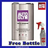 Autoglym Tar & Adhesive Remover 5 litre and FREE Spray Bottle