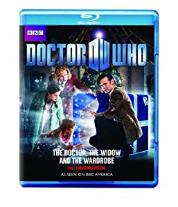 Doctor Who The Doctor The Widow And The Wardrobe Blu-ray from BBC Warner