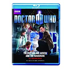 Doctor Who: The Doctor, The Widow and the Wardrobe [Blu-ray]