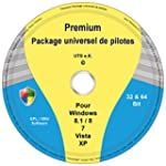 Le CD/DVD Premium Package universel d...