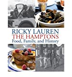 img - for [ The Hamptons: Food, Family, and History Lauren, Ricky ( Author ) ] { Hardcover } 2012 book / textbook / text book