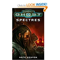 StarCraft: Ghost--Spectres by Nate Kenyon