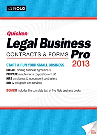 Quicken Legal Business Pro 2013