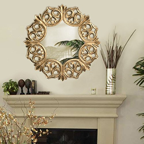 Fine Carved Mirror