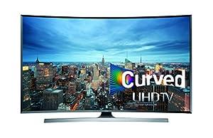 Samsung UN65JU7500 Curved 65-Inch 4K Ultra HD 3D Smart LED TV (2015 Model)