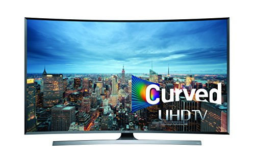Samsung UN55JU7500 Curved 55-Inch 4K Ultra HD Smart LED TV (2015 Model)