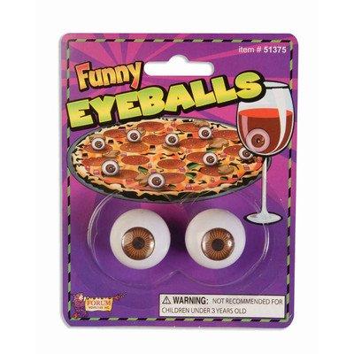 Realistic Eyeballs