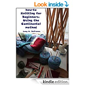 how to Knitting for Beginners: Using the Continental Method
