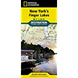 Finger Lakes (National Geographic Destination Map)