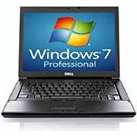 Dell Laptop Latitude E6410 Webcam - Core I5 2.53ghz - 4gb RAM - 250gb Hard Drive - Dvdrw - Windows 7 Pro