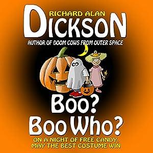 Boo? Boo Who? Audiobook