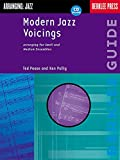 ARRANGING JAZZ MODERN JAZZ VOICINGS CBAN BOOK/CD