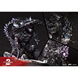 TOPOP Guild Wars 2 The Shatterer The Branded Dragon Statue