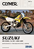img - for Clymer Suzuki DR-Z400E, S & SM, 2000-2009 (Clymer Color Wiring Diagrams) book / textbook / text book