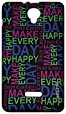 Zeztee Printed Soft TPU Mobile Back Cover for Micromax Canvas Fun A76 ZT0121 available at Amazon for Rs.149