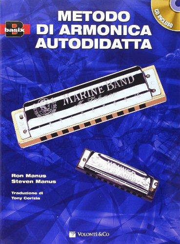 Metodo di armonica per l'autodidatta Con CD Audio PDF