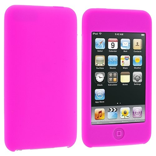 Hot Pink Silicone Rubber Gel Soft