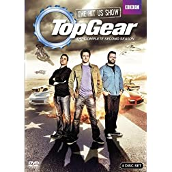 Top Gear: Complete Second Season