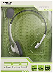 KMD Xbox 360 Live Gaming Headset with Mic by KMD