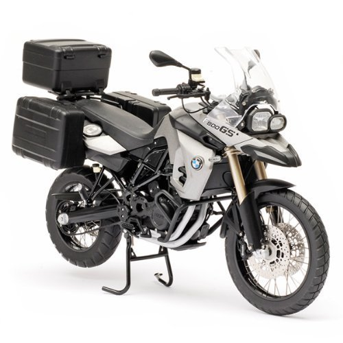 Autoart 1 10 Motorcycle Series Bmw F800 Gs Silver Black Japan