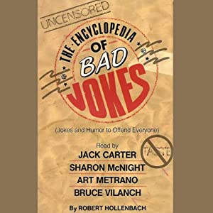 The Encyclopedia of Bad Jokes Audiobook