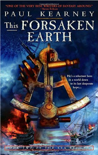 This Forsaken Earth (The Sea Beggars, #2)