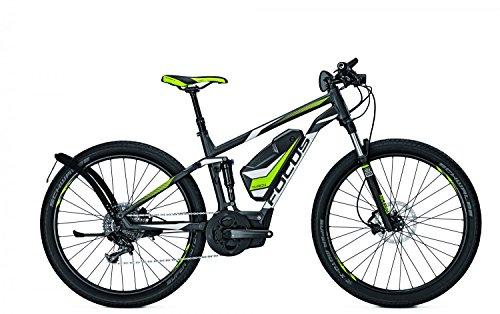 E-Bike Focus Thron Speed 11G E-Mountainbike 17Ah 26V 27,5' schnelles Ebike bis 45 km/h