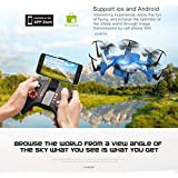 My Bdj Real Acc Jjrc H20 W Wifi Fpv With 2.0 Mp Camera 2.4 G Hz 4 Ch 6 Axis Headless Mode Rc Hexacopter Mode 2...