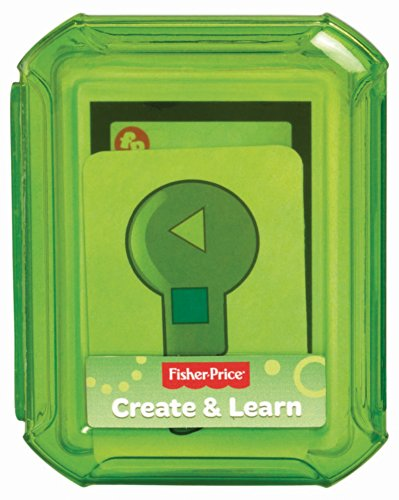 Fisher-Price Create and Learn Animals Card Pack