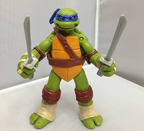 TMNT action figure TMNT 1 set of 4 dolls Teenage Mutant Ninja Turtles