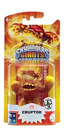 Figurine Skylanders : Giants - Eruptor