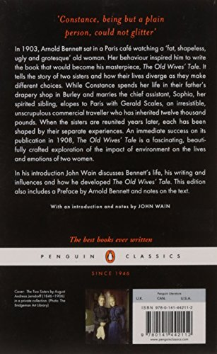 The Old Wives' Tale (Penguin Classics)