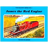 The Railway Series No. 3: James the Red Engine (Classic Thomas the Tank Engine)