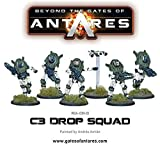 Beyond The Gates Of Antares, Concord C3 Drop Squad