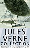 Image of Jules Verne Collection, 33 Works: A Journey to the Center of the Earth, Twenty Thousand Leagues Under the Sea, Around the World in Eighty Days, The Mysterious Island, PLUS MORE!