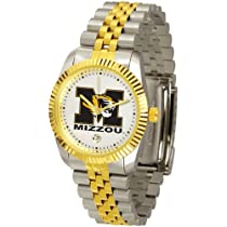 Missouri Tigers Suntime Mens Executive Watch - NCAA College Athletics