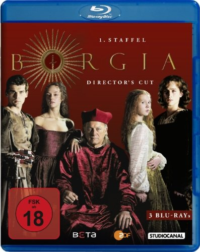 Borgia - Staffel 1 [Blu-ray] [Director's Cut]