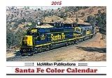 2015 Santa Fe Color Calendar