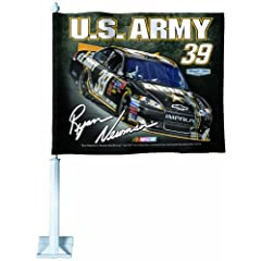 NASCAR Ryan Newman Car Flag by WinCraft