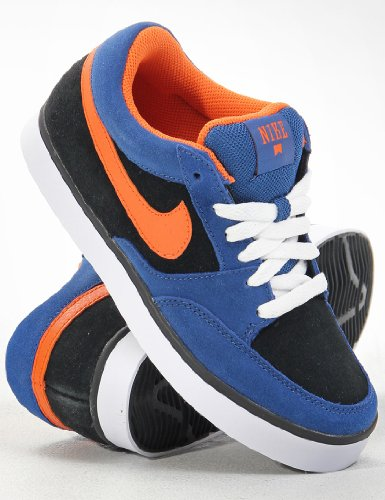 Nike Skateboarding Avid Kids shoe - Dark Royal Blue